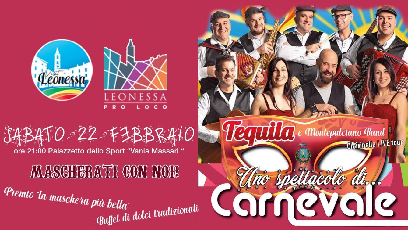WEEK END CARNEVALE 2020